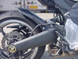 Ninja1000(ニンジャ)/ABS エアロデザイン カーボンリヤフェンダー ノーマルスイングアーム用 STRIKER(ストライカー)