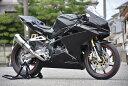 CBR250RR(MC51) フルカウル&シングルシート レース (黒ゲル) ファスナーver 才谷屋(サイタニヤファクトリー)