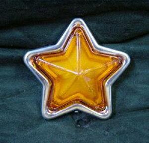 星型マーカーランプ イエロー トーヨコ(東横部品製作所)