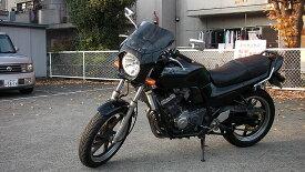 ジェイド(JADE) 汎用ビキニカウル DS-01 typeエアロ クリアスクリーン(ブラック単色塗装)NH-1 WORLD WALK(ワールドウォーク)