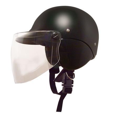 XSJセミジェットヘルメット ブラック(4950545390417) X-EUROPE(クロスヨーロッパ)