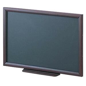 ナカバヤシ 木製黒板(小) 450×300mm ブラック WCF-4530D