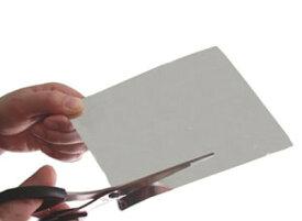 ハサミで切れる 割れない鏡 塩ビミラー [100×100mmサイズ 厚さ0.5mm] 1枚 ポッキリ300円 送料無料