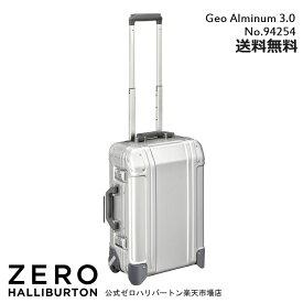 スーツケース 機内持ち込み アルミ ゼロハリバートン ZEROHALLIBURTON Geo Aluminum 3.0 TR スーツケース (20inch) 94254