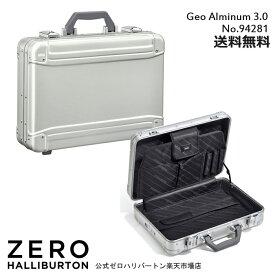 アタッシュケース アルミ ゼロハリバートン ZEROHALLIBURTON Geo Aluminum 3.0 AT アタッシェ 94281