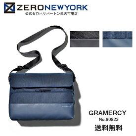 【公式】ショルダーバッグ メンズ ゼロハリバートン ZERO NEWYORK  グラマシー シリーズ PC収納 A4収納サイズ 80822