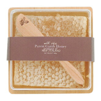 Honey comb honey 340 g gift set of the new texture hive form