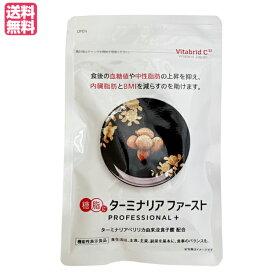 ターミナリアファースト プロフェッショナル プラス 120粒入り 5袋セット 機能性表示食品 ダイエット サプリ 糖 送料無料