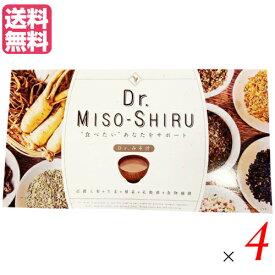 【ポイント4倍】最大23.5倍!Dr.味噌汁 4個セット ダイエット サプリ 置き換え