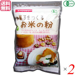 米粉 グルテンフリー 薄力粉 お菓子をつくるお米の粉 250g 2袋 桜井食品 送料無料 母の日 ギフト プレゼント