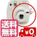 チェキ instax mini8 8s mini7s 用 自撮りミラー付き 接写レンズ クローズアップレンズ Close-up lens【ホワイト】