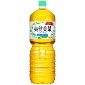 【送料無料(沖縄・離島除く)】コカ・コーラ 爽健美茶 1ケース(2L PET×6本)