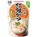 【送料無料(沖縄・離島除く)】味の素KK おかゆ 紅鮭がゆ 250g×9個