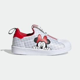 アディダスオリジナルス adidas Originals ミニーマウスのスニーカー キッズ SS 360 X I FX4902 KIDS FOOTWEAR WHITE × SCARLET × CORE BLACK