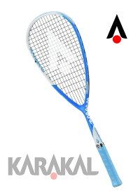 スカッシュ ラケット スカッシュラケット SQUASH CRYSTAL 120 KARAKAL カラカル【送料無料(沖縄・離島は除く)】【あす楽対応】