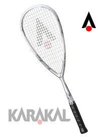 スカッシュ ラケット スカッシュラケット SQUASH CRYSTAL 125 復刻モデル KARAKAL カラカル【送料無料(沖縄・離島は除く)】【あす楽対応】