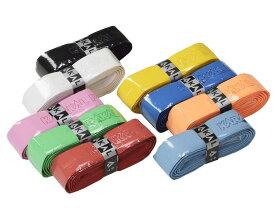 テニス バドミントン スカッシュ クロスミントン グリップテープ PU SUPER GRIP Assorted KARAKAL(カラカル)【あす楽対応】【ネコポス選択可能・12個まで385円】