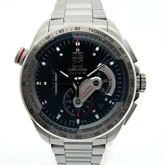 Tag Heuer TAG HEUER Grand Carrera Chronograph calibre 36 CAV 5115. BA0902 calibre 17 RS 43 mm brand new SS automatic winding