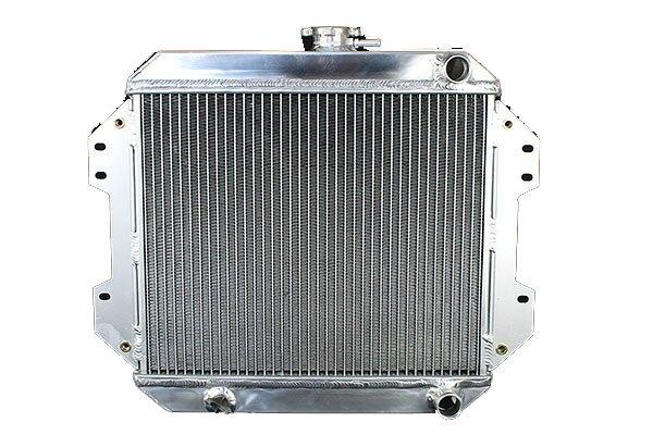 3層52mmアルミラジエーター スズキ ジムニー V-JA11V