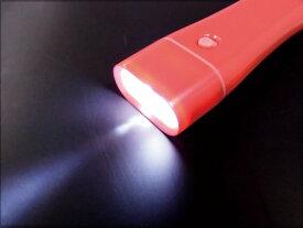 シャーベットカラー LEDキャンディートーチ(反射ストラップ付き)