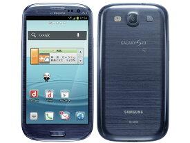 白ロム docomo Galaxy S3 SC-06D ブルー 本体のみ [Dランク]352670054376490