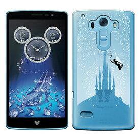 白ロム 中古 docomo Disney Mobile on DM-01G ブルー 本体のみ [ジャンク]357762061836619