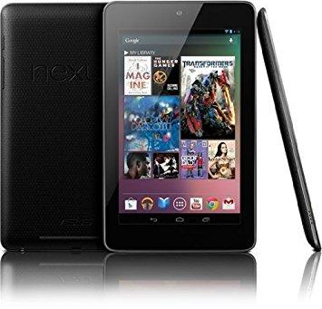 [中古 Cランク] Asus Google Nexus 7 1B001A ブラック【送料無料】【エコモ】