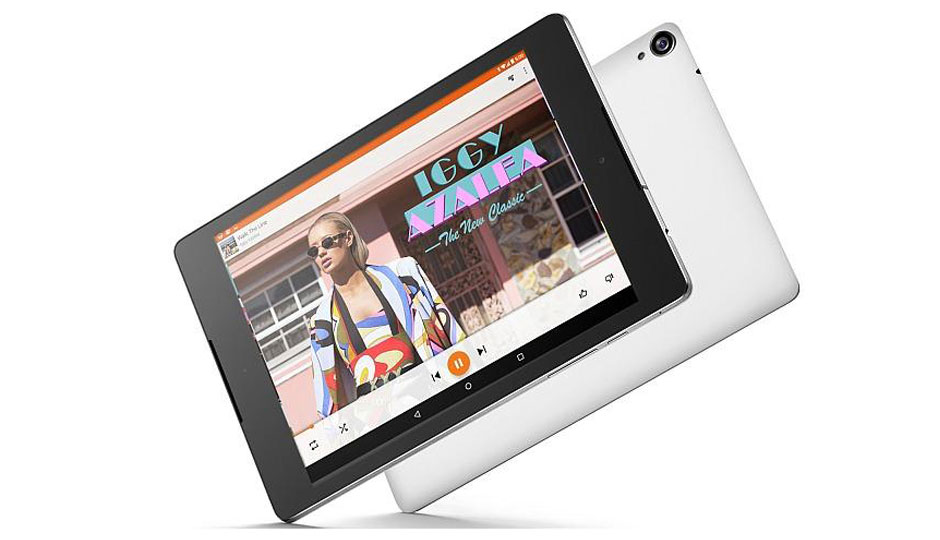 [中古 Cランク] Google Nexus 9 Wi-Fiモデル 16GB ホワイト 本体のみ【送料無料】【エコモ】