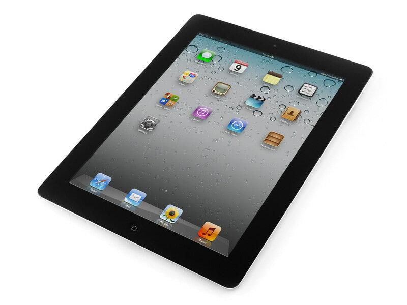 [中古 ジャンク] softbank iPad 2 Wi-Fi+3Gモデル 64GB ブラック 本体のみ【送料無料】【エコモ】