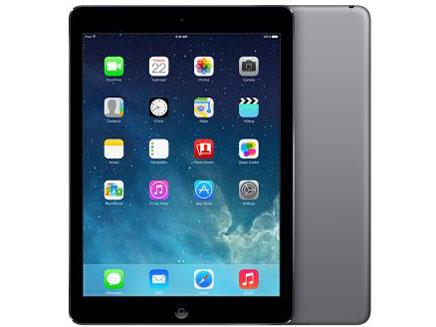 [中古 Bランク] softbank iPad Air Wi-Fi+Cellularモデル 16GB グレイ 付属品欠品 【送料無料】【エコモ】