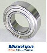 ミニチュアベアリング ミネベア ベアリング DDL-740ZZ NMB ステンレス 内径4mm外形7mm幅2.5mm