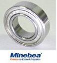 ミニチュアベアリング ミネベア DDL-740ZZ NMBステンレス 内径4mm外形7mm幅2.5mm