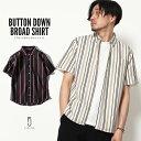 #カジュアルシャツ メンズ 綿100% シャツ カジュアルシャツ ブロードシャツ 半袖シャツ 柄シャツ コットン シャツ ボ…