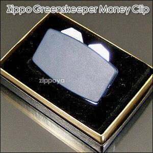 zippo ジッポ/ジッポー Golf Greenskeeper & マネークリップ NAVY MATTE MONEY CLIP