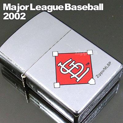 ZIPPO ジッポ ライター ジッポライター St. Louis Cardinals セントルイス・カージナルス 2002年 MLB