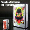 ZIPPO 지포 라이터 지포 라이터 Voodoo Reaper The Traditions collection 20910