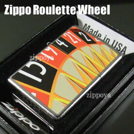 ZIPPO ジッポ ライター ジッポライター Roulette Wheel ルーレット 24887