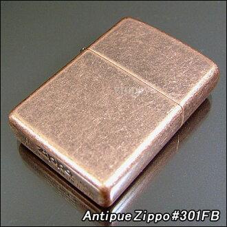 Zippo / 301 FB Zippo Antipue Copper ( アンティークコッパー )