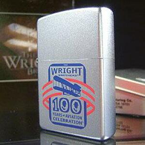 ZIPPO ジッポ ライター ジッポライター Wright Bros. 100th Surface Imprint ライト兄弟 20423