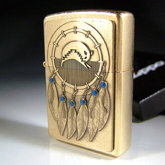 ZIPPO Zippo lighters Zippo lighter Indian Dream Catcher Emblem Indians 20433
