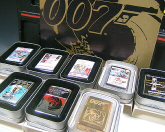 Zippo / Zippo James Bond-007 series Zippo