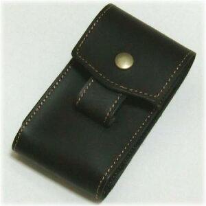 ライター&タバコケース BLACK ◆ZIPPO ジッポー オイル ライターケース ZIPPOケース シガレットケース 喫煙具 携帯用 黒 ブラック ベルト