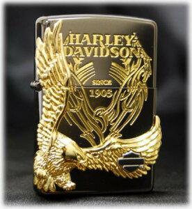 HARLEY DAVIDSON 日本限定モデル HDP-15 ◆ZIPPO ジッポー オイル ライター 喫煙具 ハーレー ダビッドソン