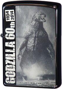 GODZILLA 60th ゴジラ 60周年記念 ハリウッドB ◆ZIPPO ジッポー オイル ライター 喫煙具