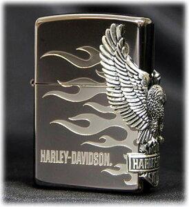 HARLEY DAVIDSON 日本限定モデル HDP-02 ◆ZIPPO ジッポー オイル ライター 喫煙具 ハーレー ダビッドソン