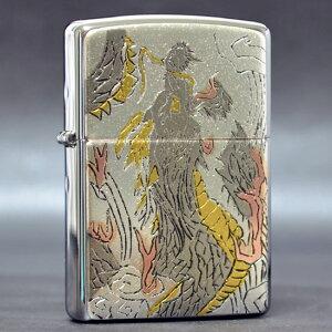 電鋳板 「昇龍(のぼりりゅう)」 ◆喫煙具 ZIPPOライター ジッポー オイルライター