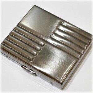 シガレットケース コルツ20 ブラックサテン 70mm×20本 ◆手巻きたばこ 携帯 たばこケース 喫煙具