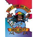ポスター - SMOKE AND FLY