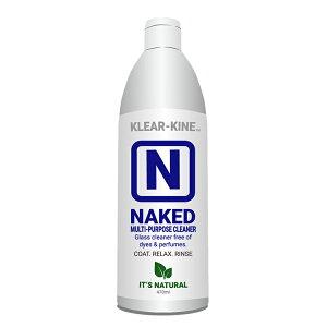 無着色・無香料 パイプ&ボング洗浄液 KLEAR Kryptonite Naked 470ml