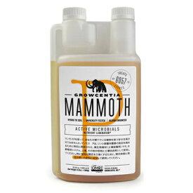 微生物資材 Growcentia - Mammoth P 1000ml マンモスP